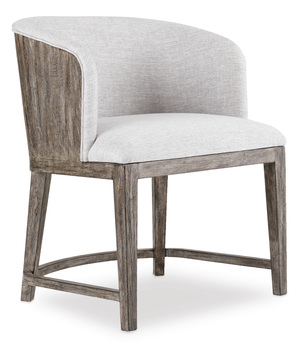 Thumbnail of Hooker Furniture - Curata Upholstered Chair w/ Wood Back