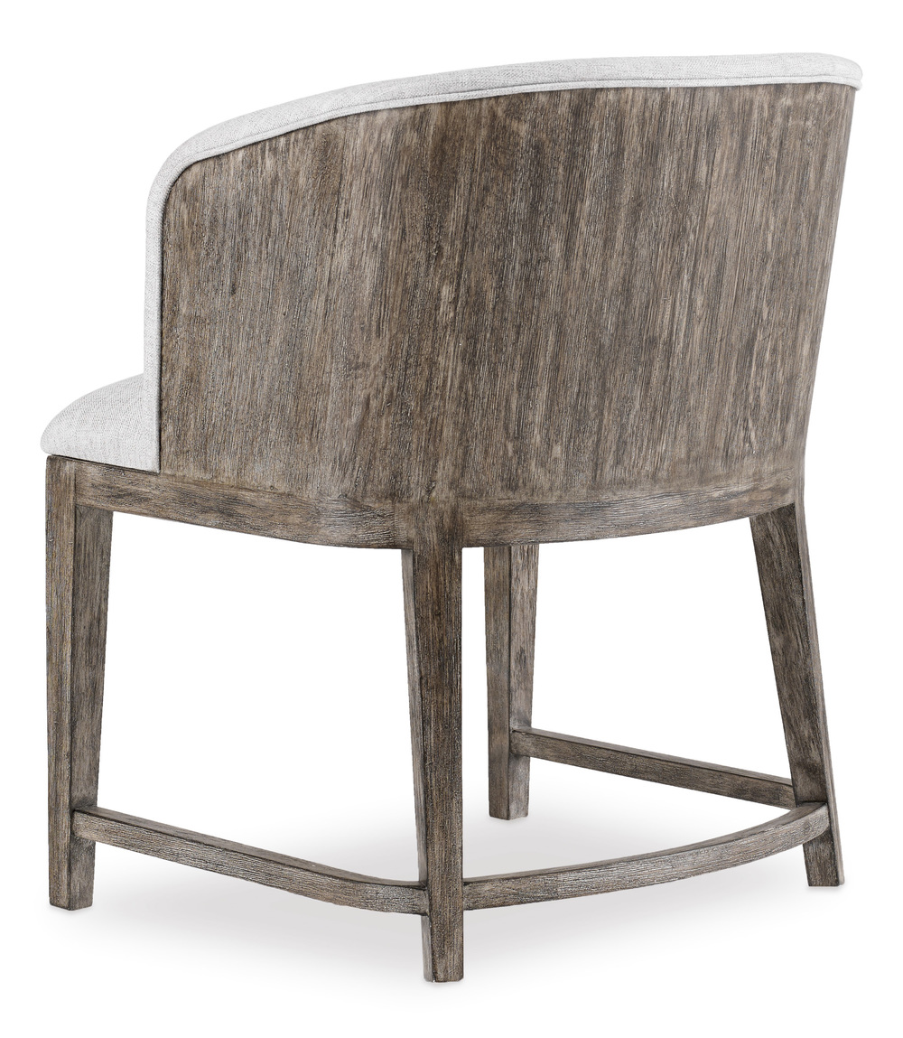 Hooker Furniture - Curata Upholstered Chair w/ Wood Back