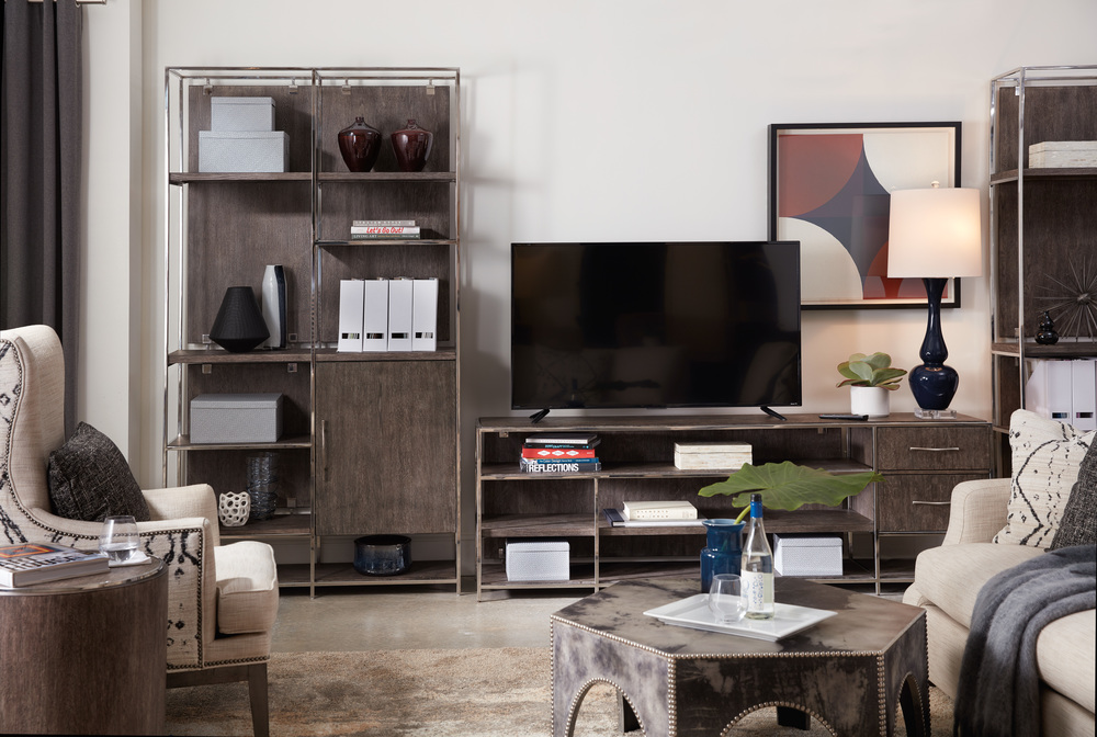 Hooker Furniture - Storia Bookcase