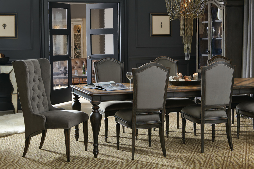 Hooker Furniture - Arabella Upholstered Host Chair