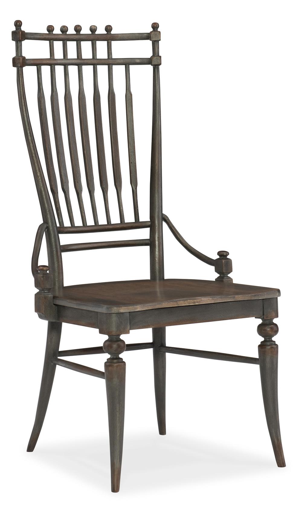 HOOKER FURNITURE CO - Arabella Windsor Side Chair