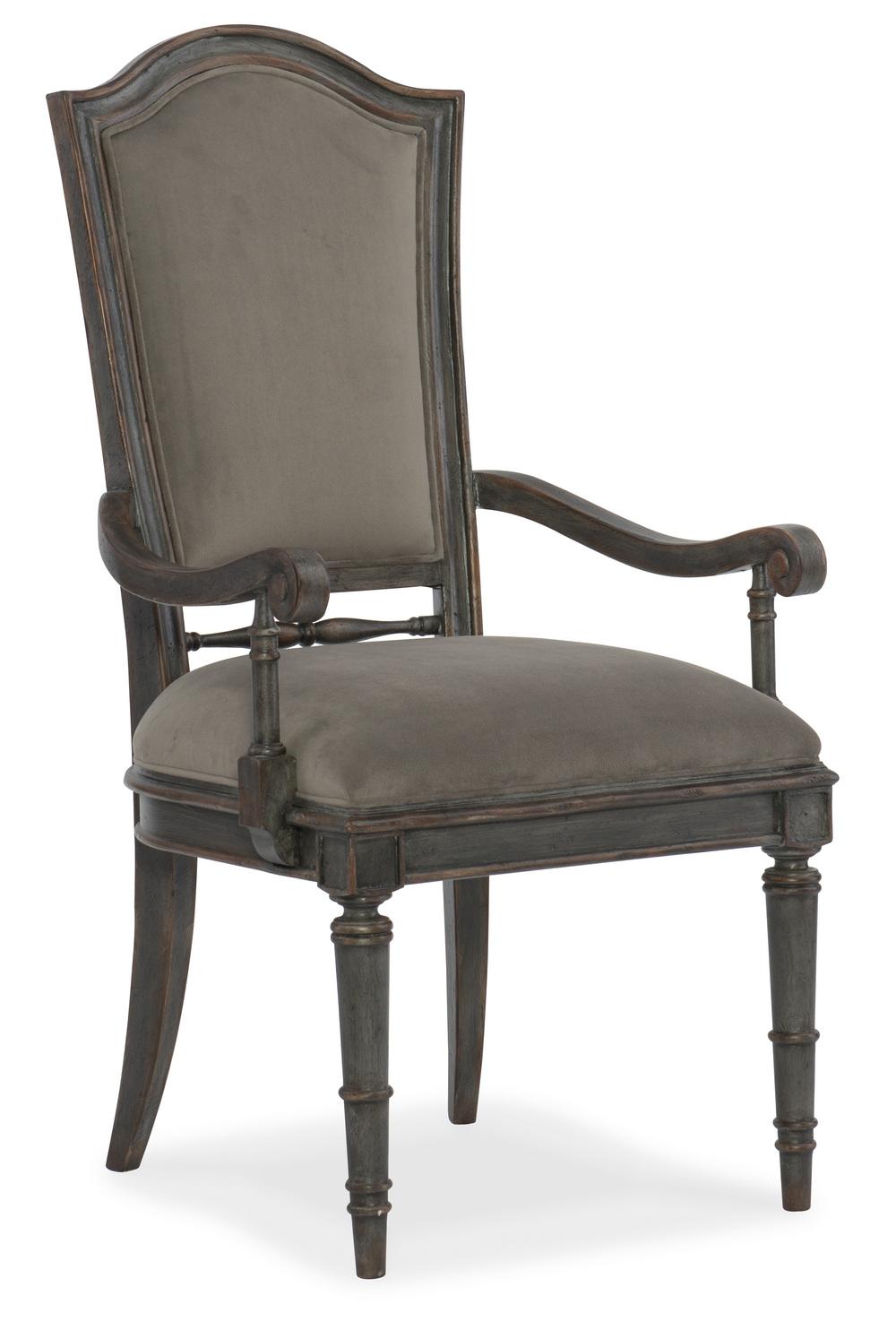 Hooker Furniture - Arabella Upholstered Back Arm Chair