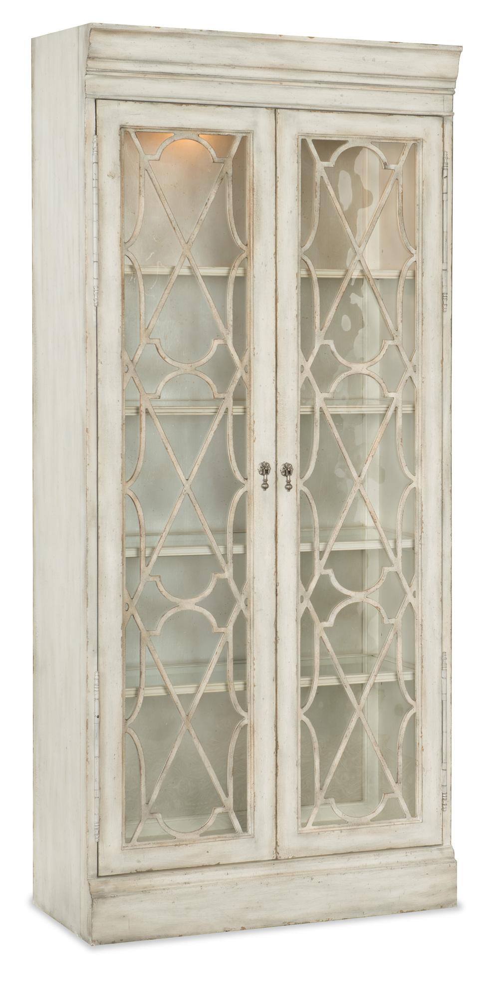 Hooker Furniture - Arabella Bunching Display Cabinet