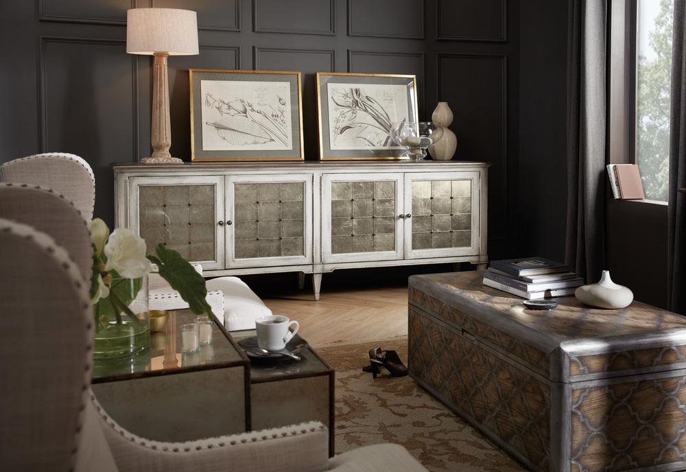 Hooker Furniture - Arabella Four Door Credenza