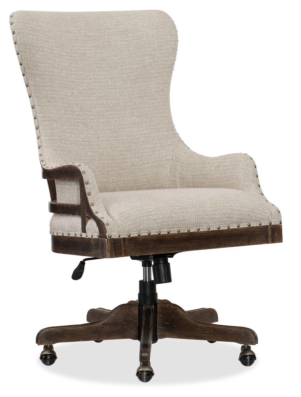 Hooker Furniture - Deconstructed Tilt Swivel Chair