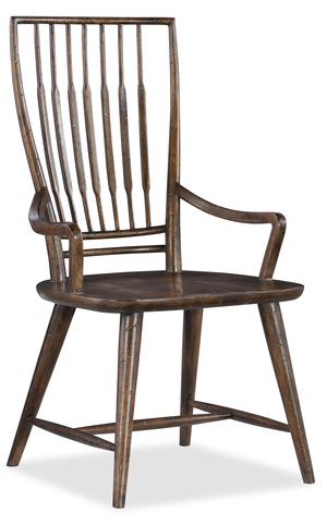 Thumbnail of Hooker Furniture - Spindle Back Arm Chair