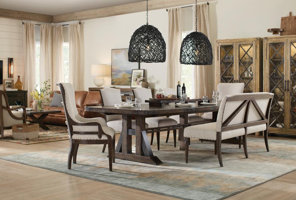 Hooker Furniture - Deconstructed Upholstered Host Chair