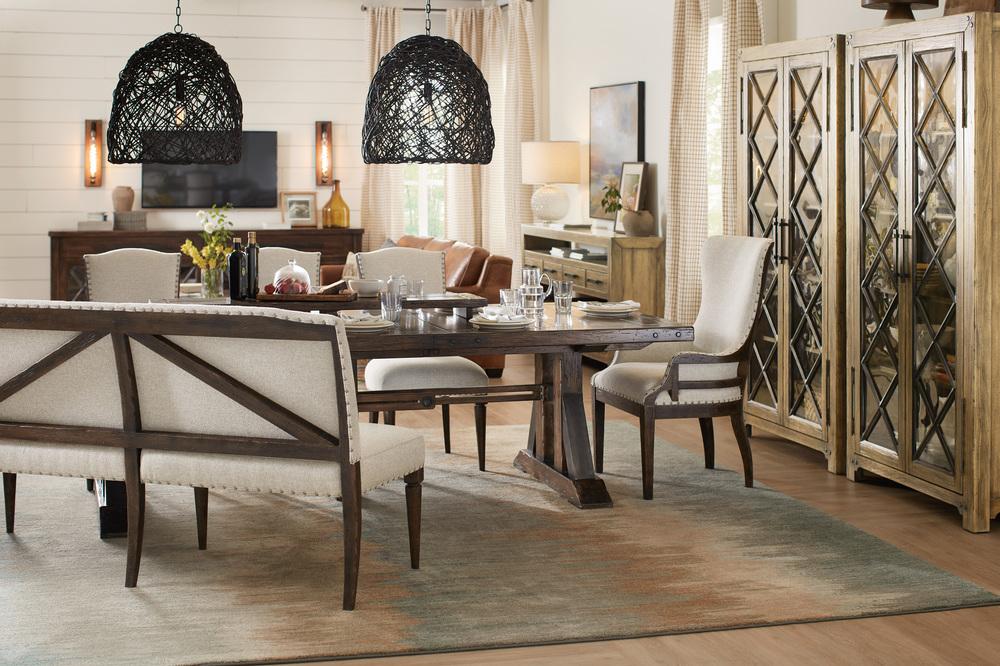 Hooker Furniture - Deconstructed Upholstered Side Chair