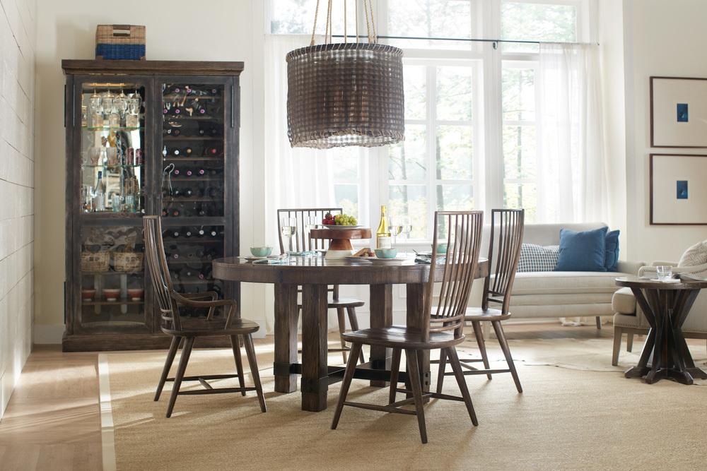 Hooker Furniture - Wine Cabinet