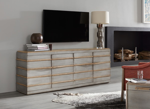 Thumbnail of Hooker Furniture - Metal Entertainment Credenza