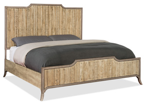 Thumbnail of Hooker Furniture - California King Wood Panel Bed