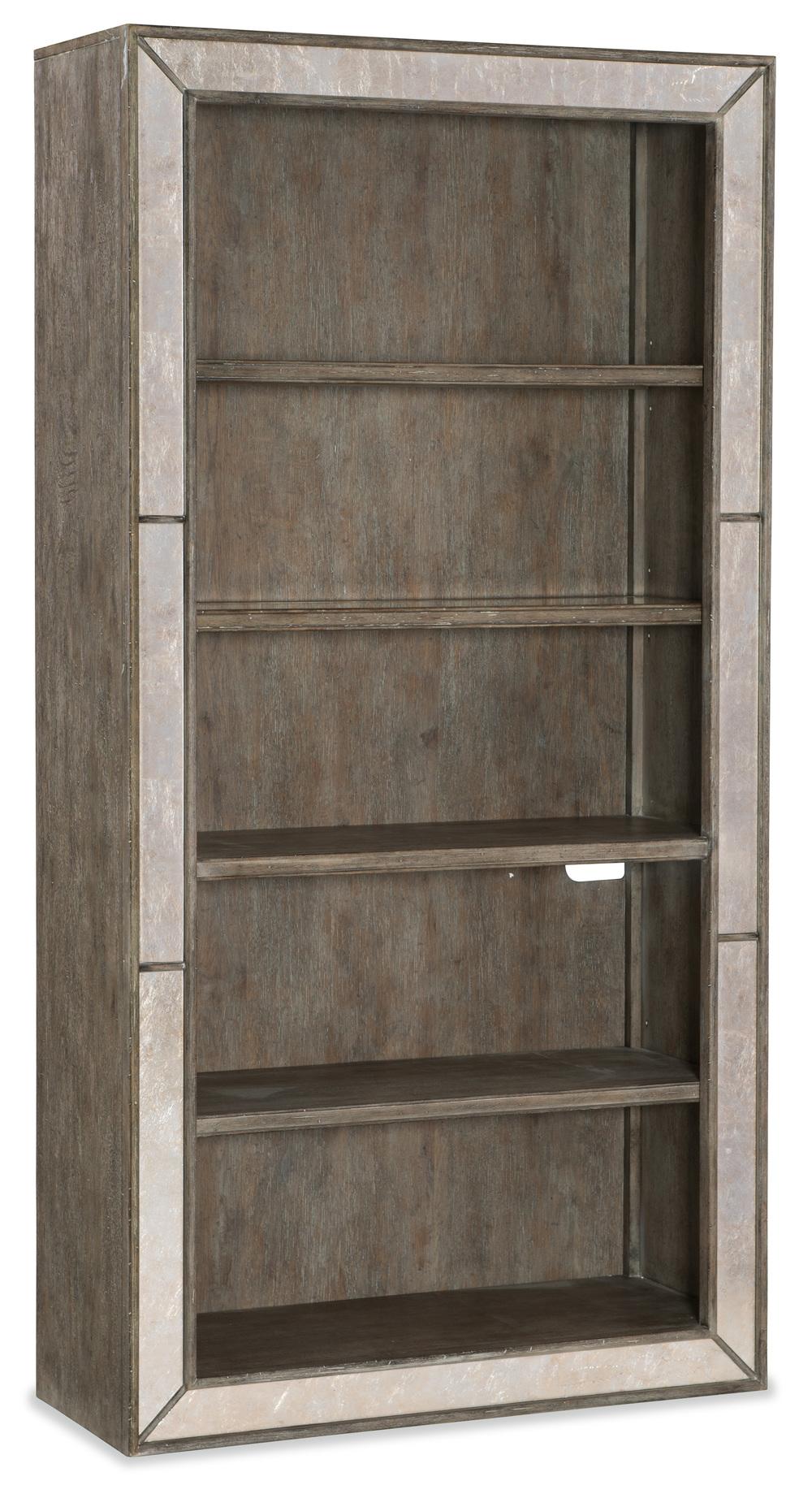 Hooker Furniture - Rustic Glam Bookcase
