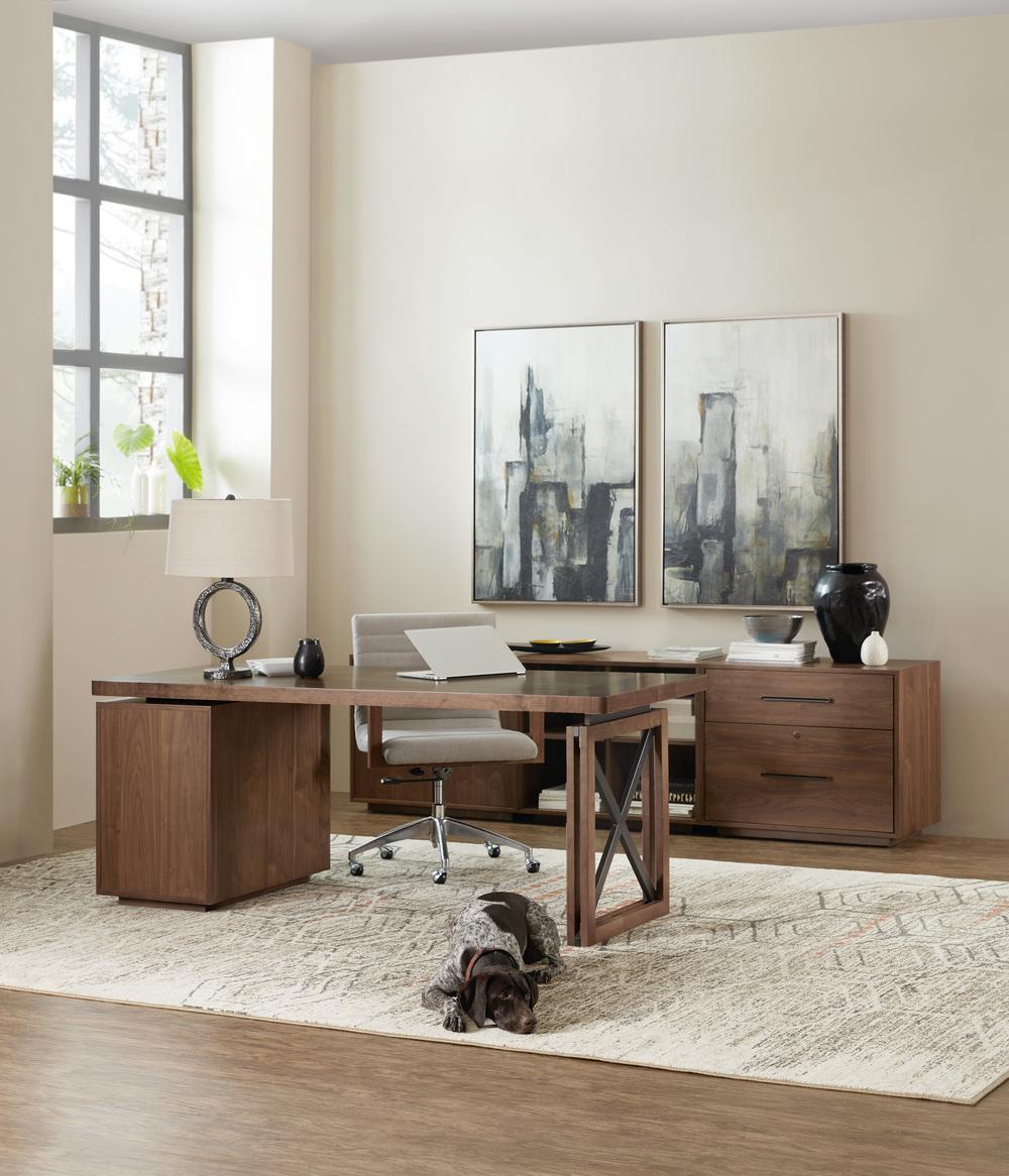 Hooker Furniture - Elon Swivel Desk Chair