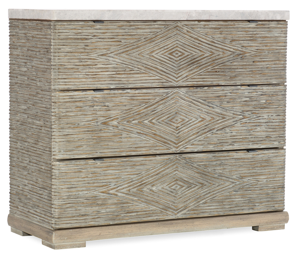 Hooker Furniture - Three Drawer Accent Chest