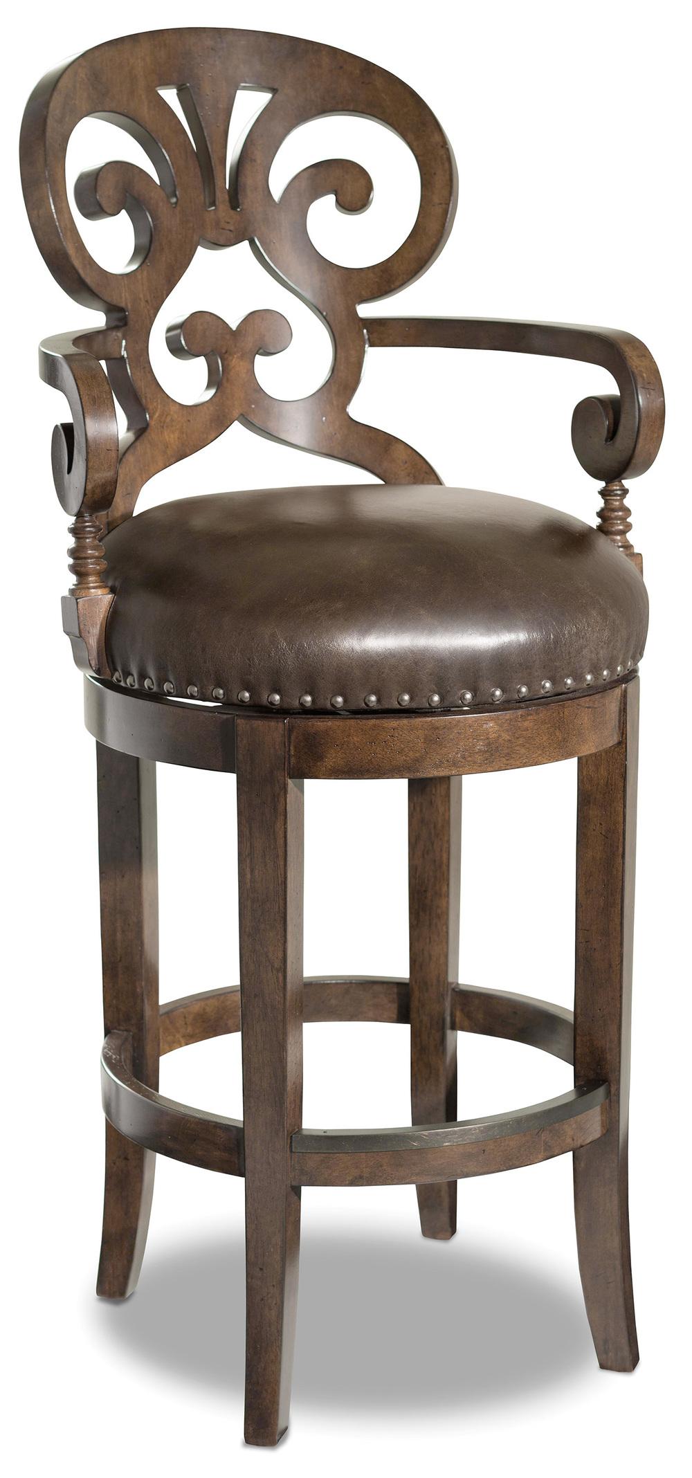 Hooker Furniture - Jameson Bar Stool