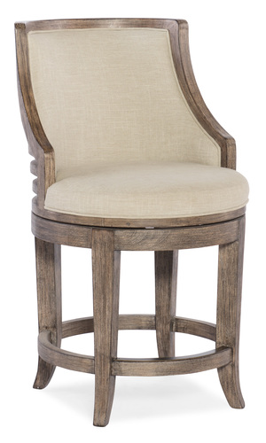 Thumbnail of Hooker Furniture - Lainey Transitional Counter Stool