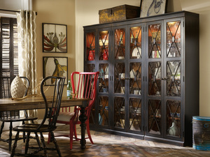 Thumbnail of Hooker Furniture - Sanctuary Two Door Thin Display Cabinet