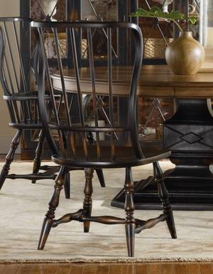 Thumbnail of Hooker Furniture - Sanctuary Spindleback Side Chair