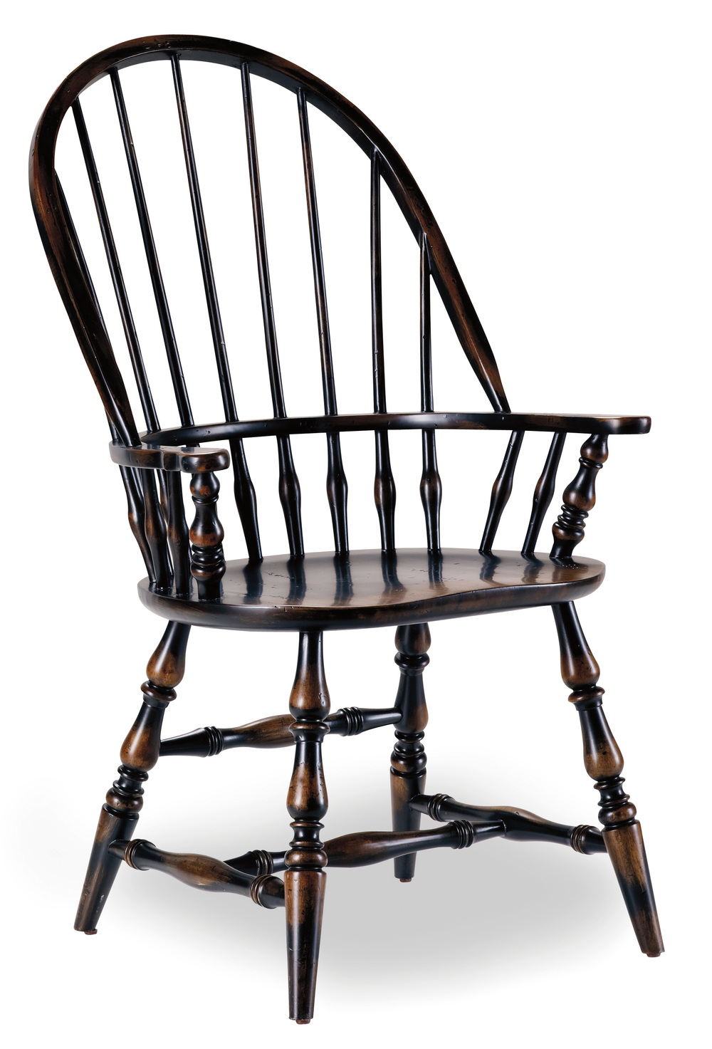 Hooker Furniture - Sanctuary Windsor Arm Chair
