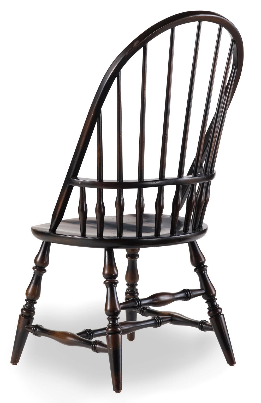 HOOKER FURNITURE CO - Sanctuary Windsor Side Chair