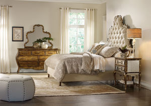 Thumbnail of Hooker Furniture - King Tufted Bed