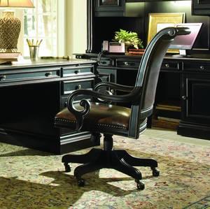 Thumbnail of Hooker Furniture - Telluride Tilt Swivel Chair