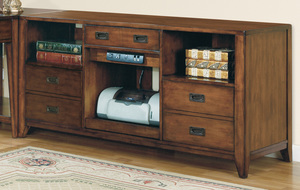Thumbnail of Hooker Furniture - Danforth Open Credenza