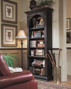 Thumbnail of Hooker Furniture - Black Bookcase