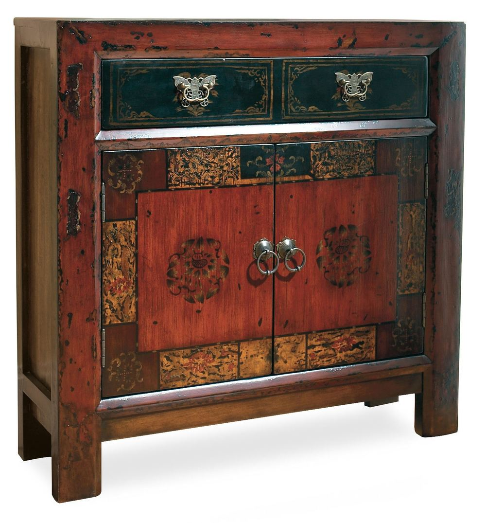 Hooker Furniture - Asian Two Door/One Drawer Hall Chest