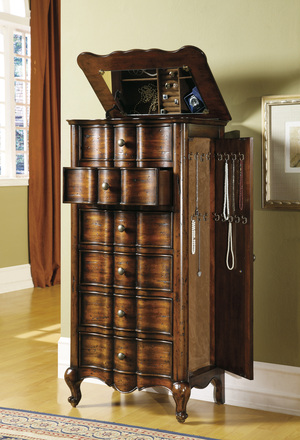 Thumbnail of Hooker Furniture - French Jewelry Armoire