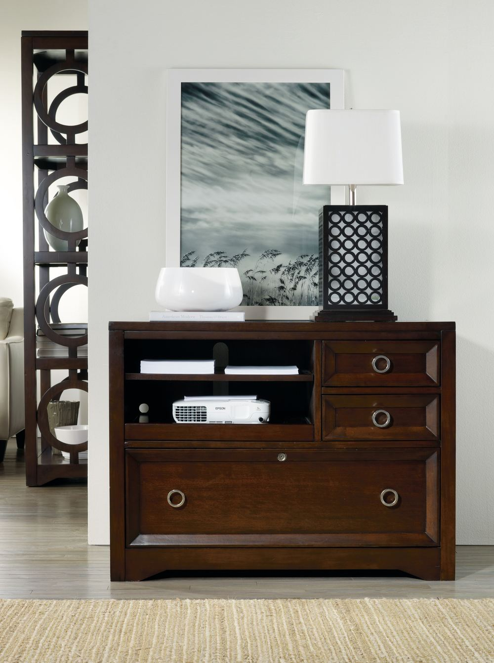 Hooker Furniture - Kinsey Utility File