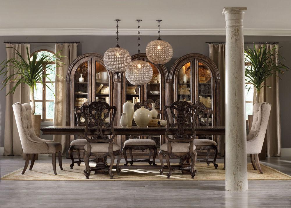 Hooker Furniture - Rhapsody Wood Back Side Chair