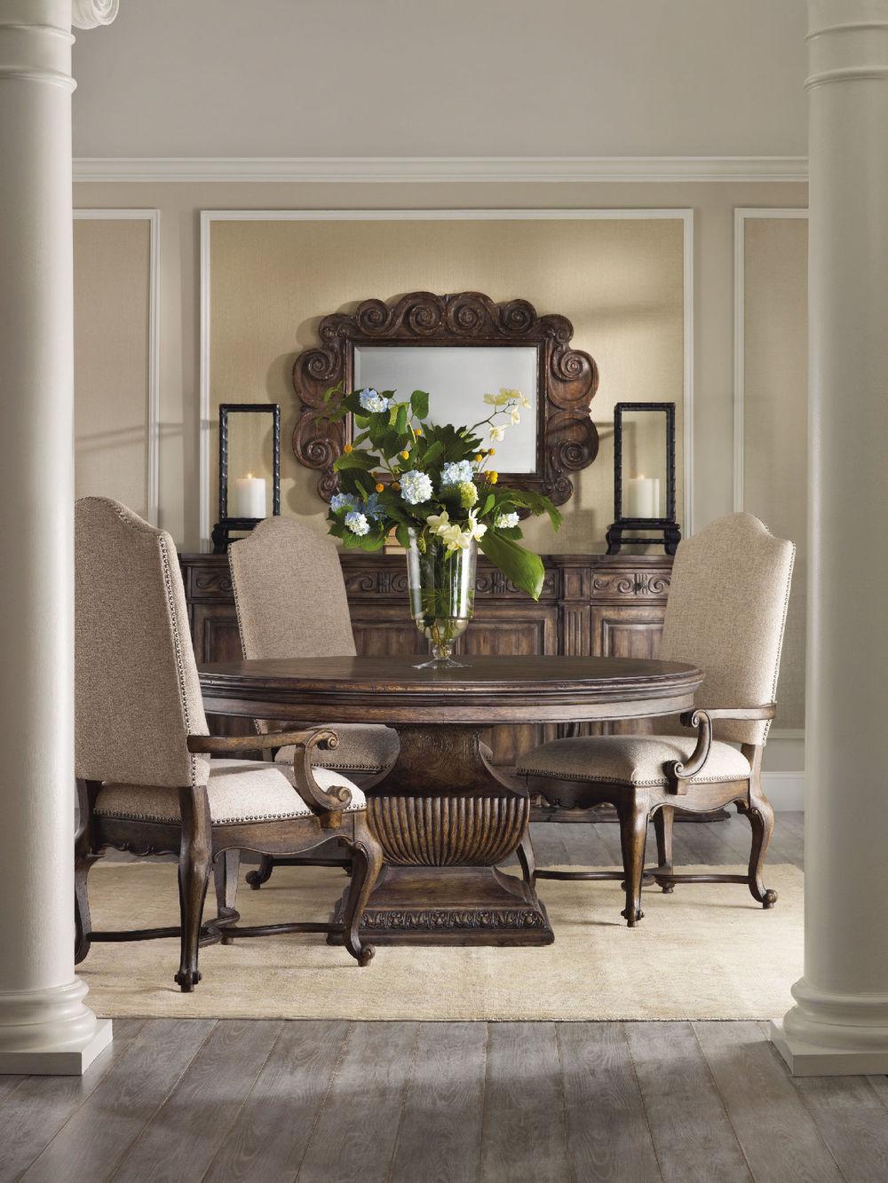 Hooker Furniture - Rhapsody Upholstered Side Chair
