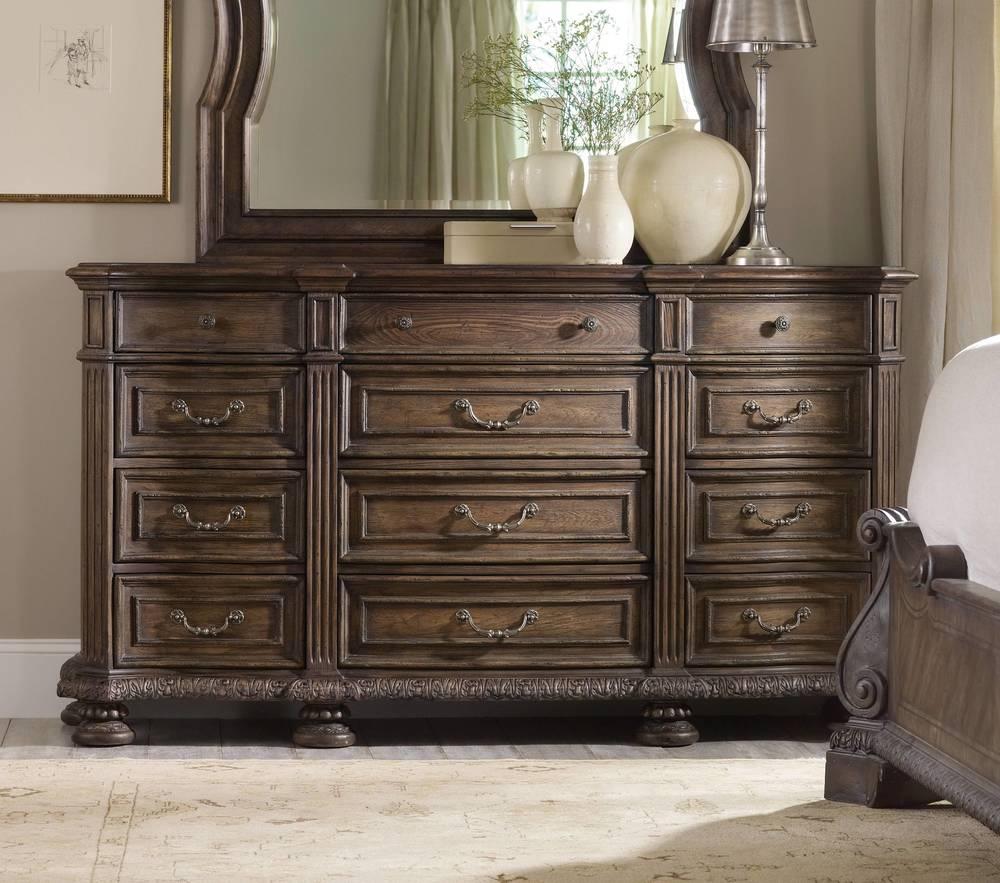 Hooker Furniture - Rhapsody Twelve Drawer Dresser