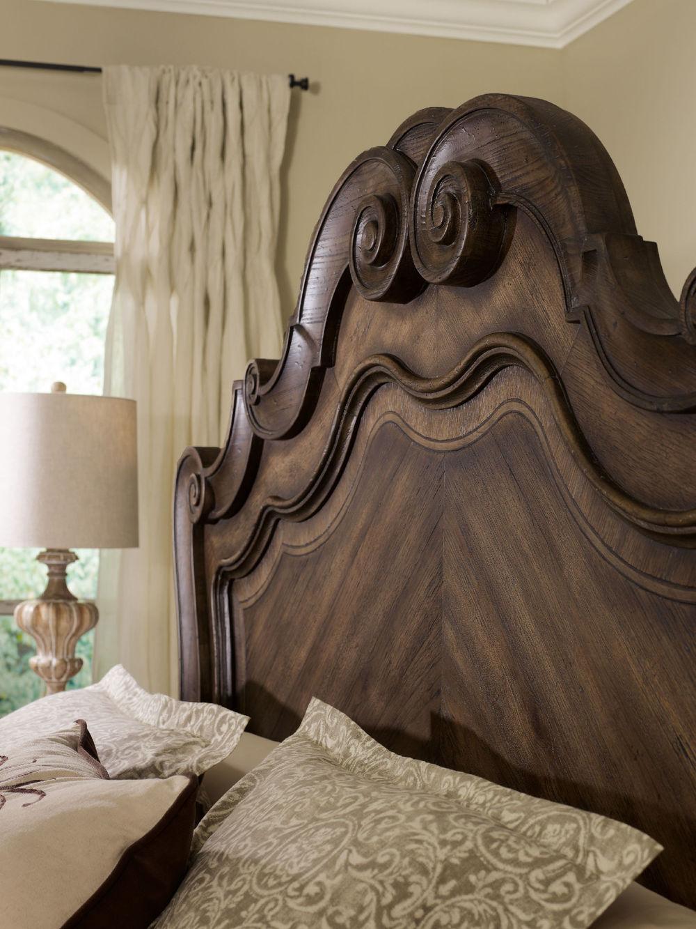 Hooker Furniture - King Panel Bed