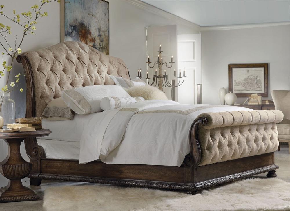 Hooker Furniture - King Tufted Bed