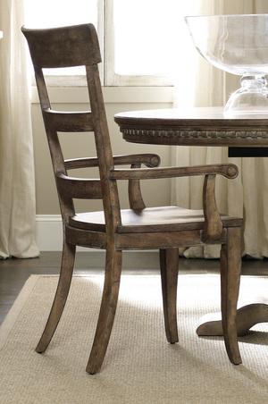 Thumbnail of Hooker Furniture - Sorella Ladderback Arm Chair