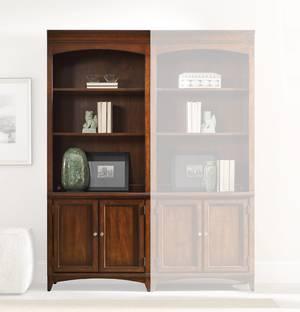 Thumbnail of Hooker Furniture - Latitude Bunching Bookcase