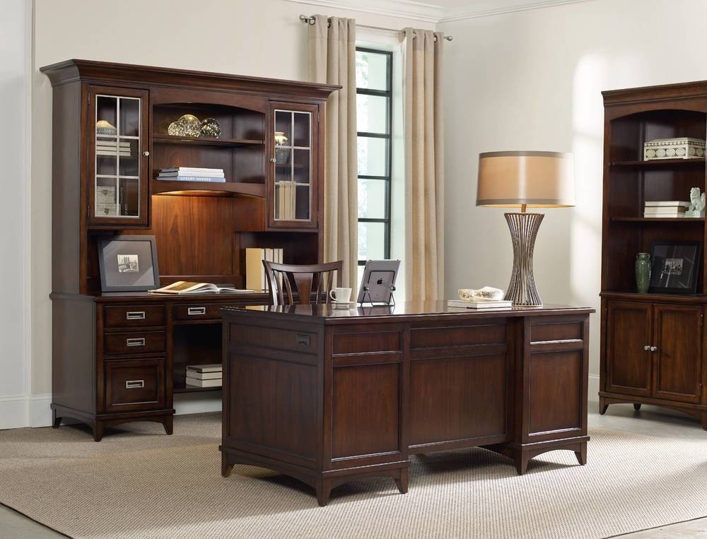 Hooker Furniture - Latitude Executive Desk