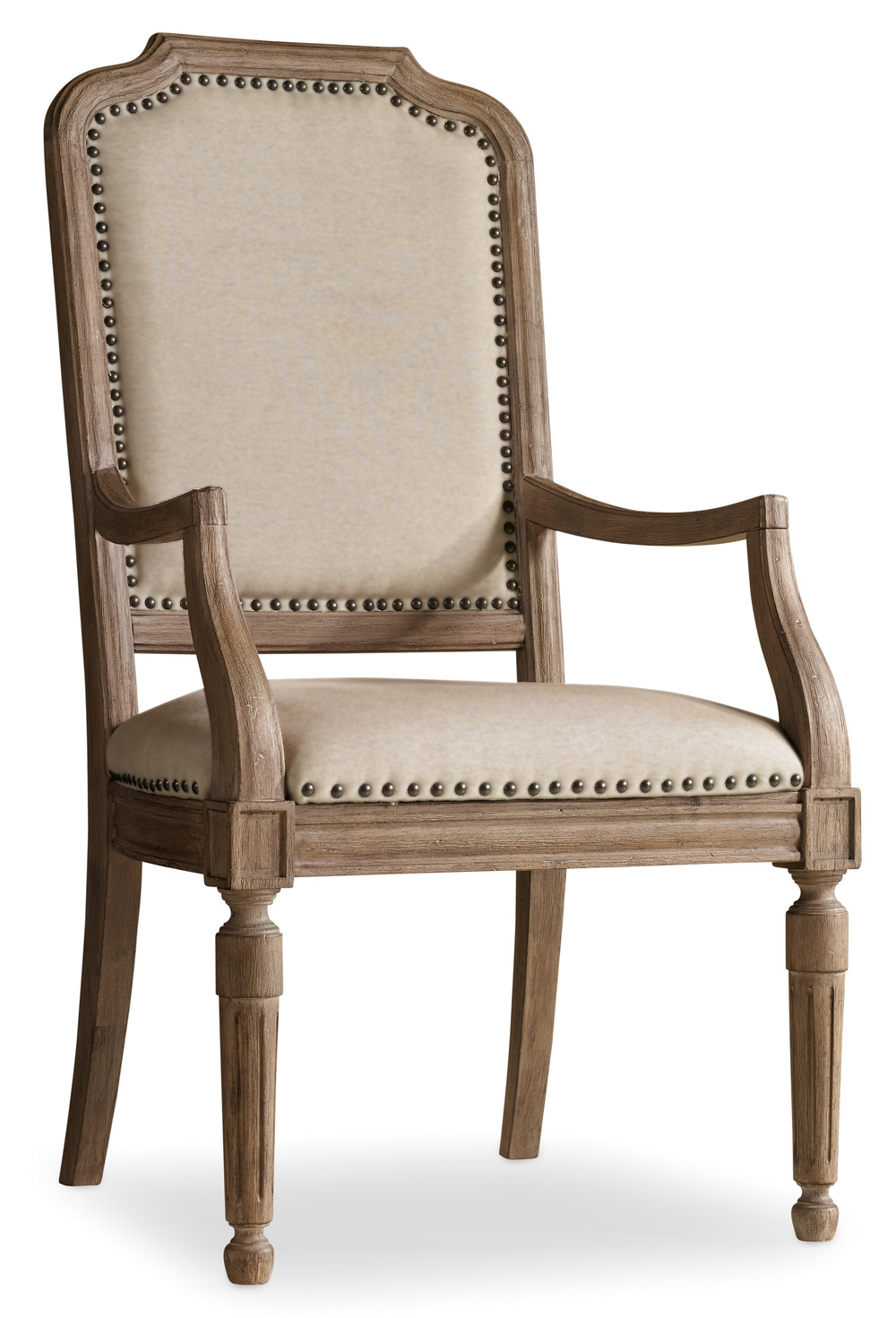 Hooker Furniture - Corsica Upholstered Arm Chair