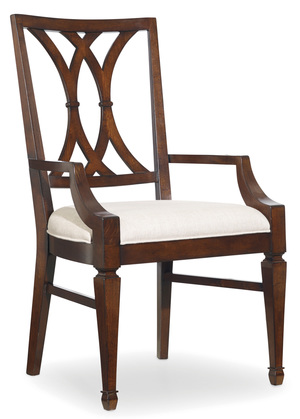 Thumbnail of Hooker Furniture - Palisade Splat Back Arm Chair