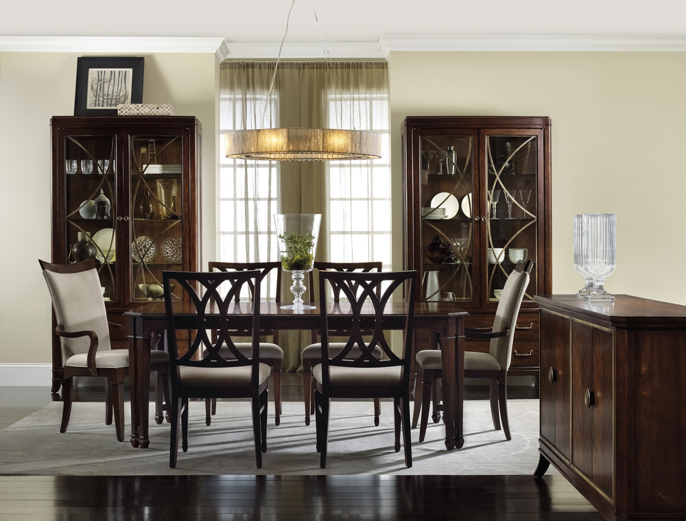 Hooker Furniture - Palisade Splat Back Side Chair