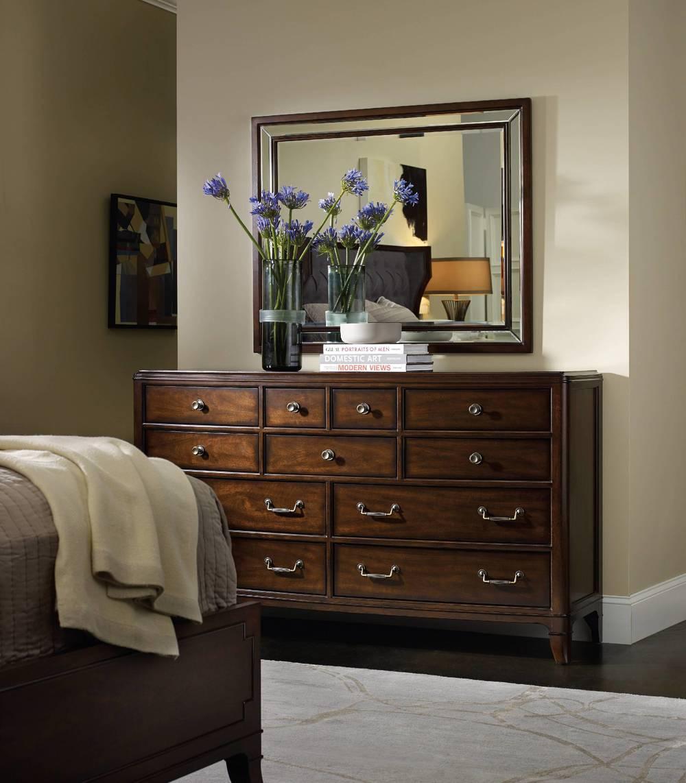 Hooker Furniture - Palisade Landscape Mirror