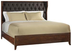Thumbnail of Hooker Furniture - Queen Upholstered Shelter Bed