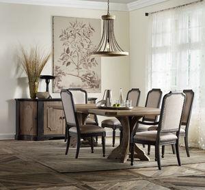 Thumbnail of Hooker Furniture - Corsica Dark Upholstered Arm Chair