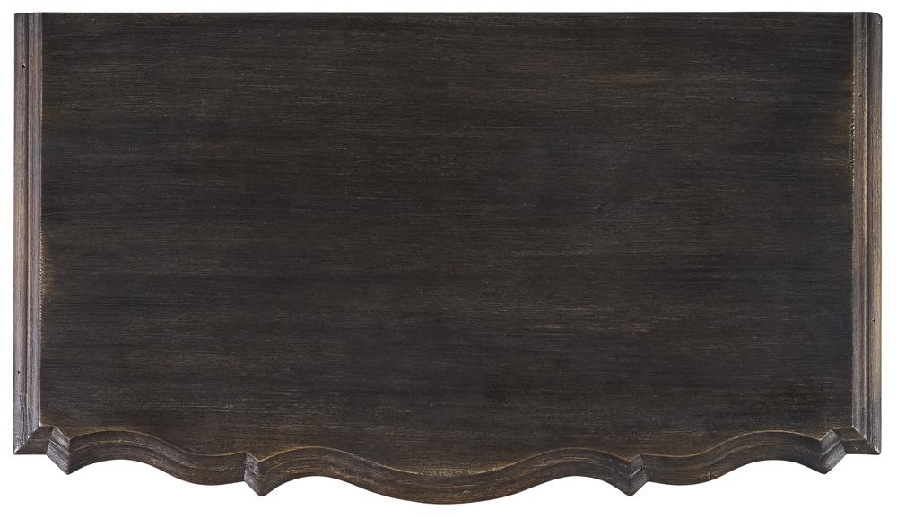 Hooker Furniture - Corsica Dark Three Drawer Nightstand