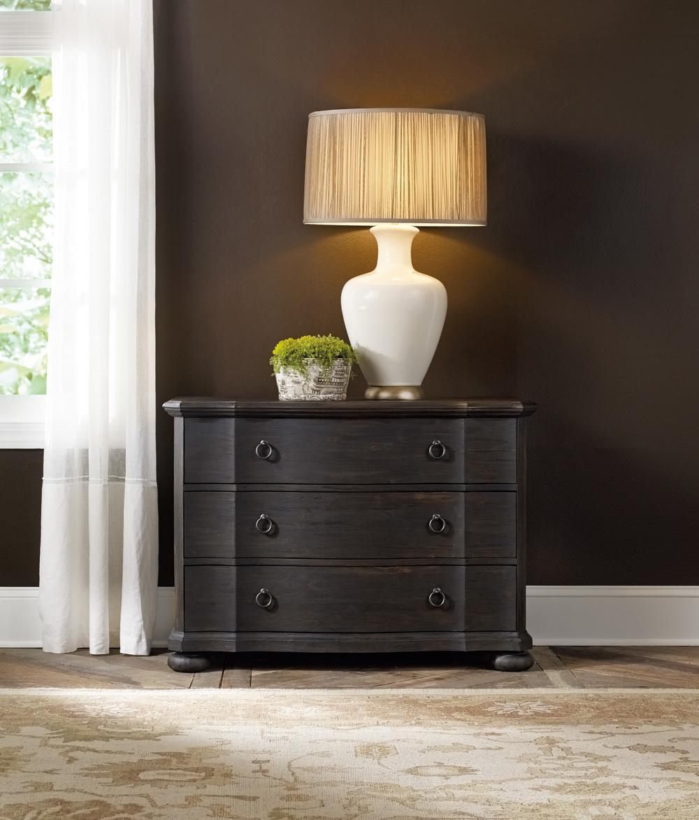 Hooker Furniture - Corsica Dark Bachelor's Chest