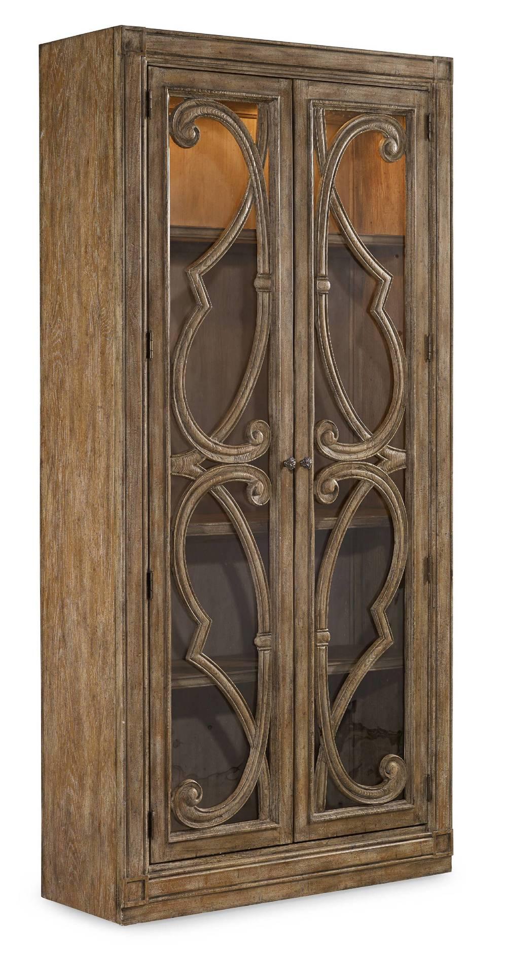 Hooker Furniture - Solana Bunching Curio Cabinet
