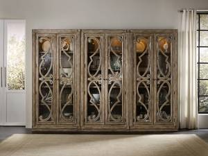 Thumbnail of Hooker Furniture - Solana Bunching Curio Cabinet