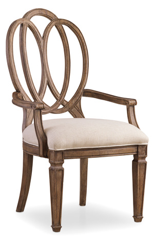 Thumbnail of Hooker Furniture - Solana Wood Back Arm Chair